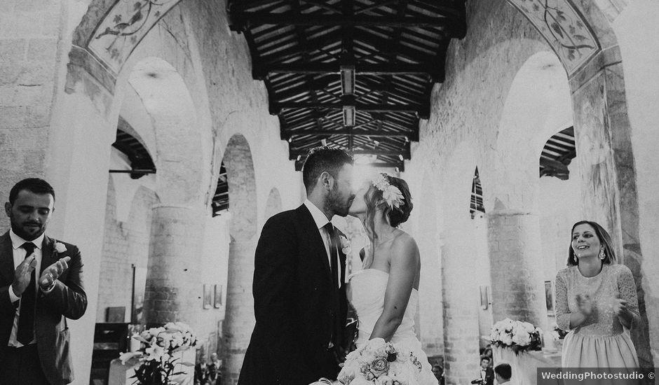 Il matrimonio di Francesco e Annalisa a Spoleto, Perugia