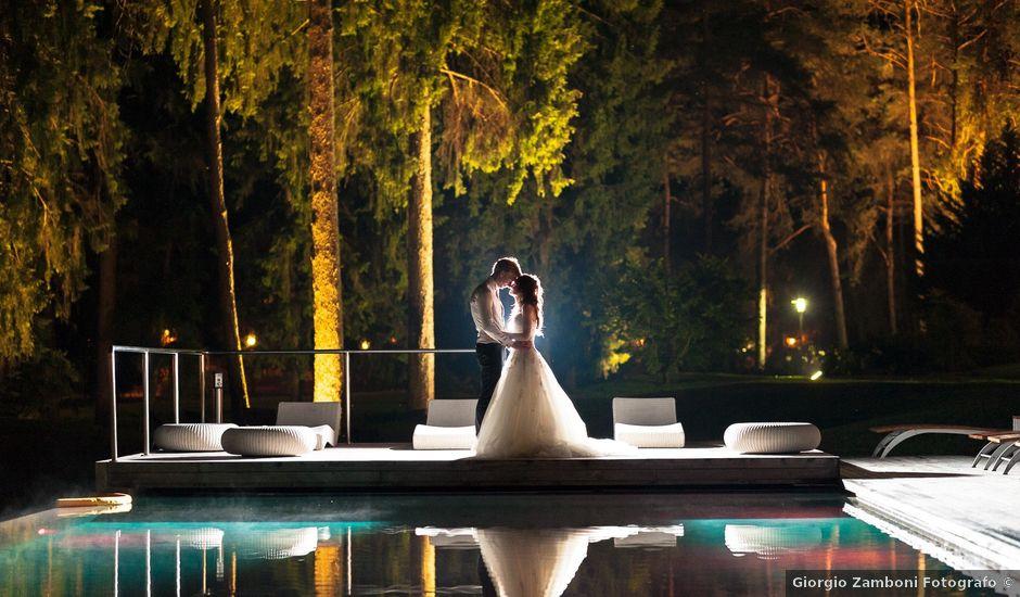 Il matrimonio di Alberto e Monica a Trento, Trento