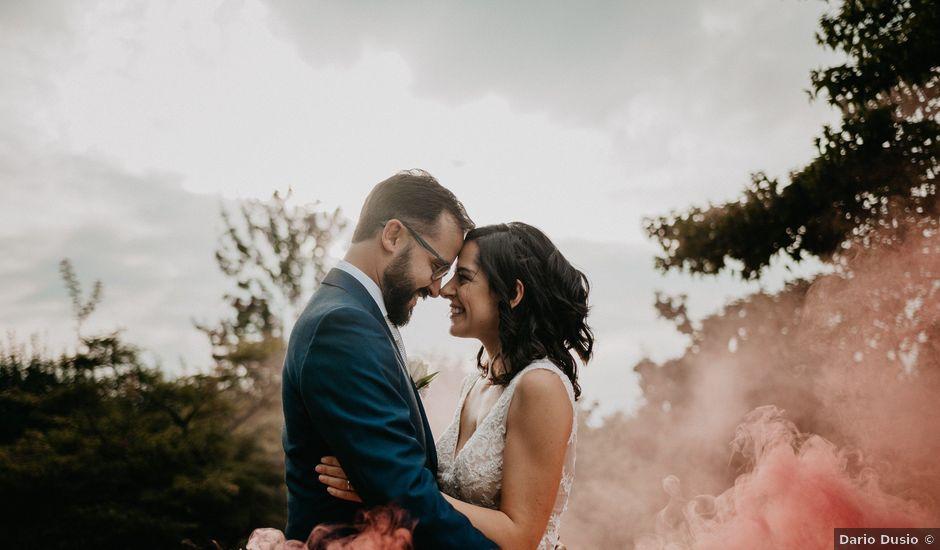 Il matrimonio di Marco e Laura a Buriasco, Torino