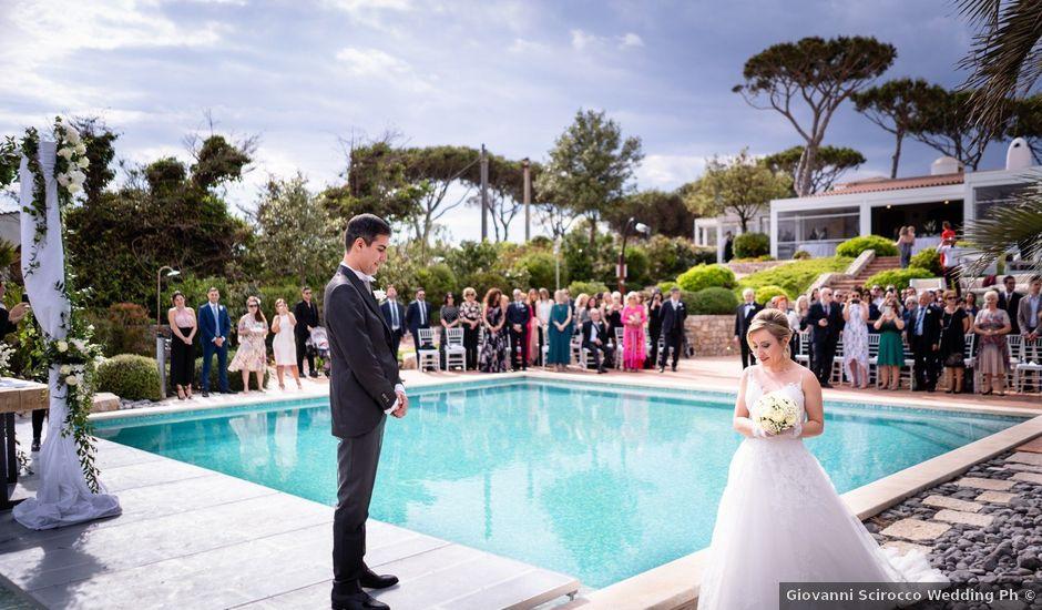 Il matrimonio di Andrea e Cristina a Terracina, Latina