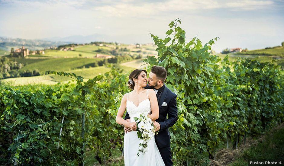 Il matrimonio di Danilo e Erica a Cherasco, Cuneo