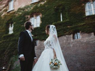 Le nozze di Cassandra e Carlo