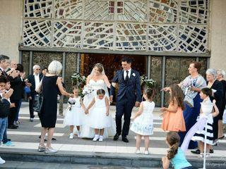 Le nozze di Maria Agata e Christian