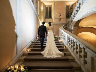 Le nozze di Micaela e Diego