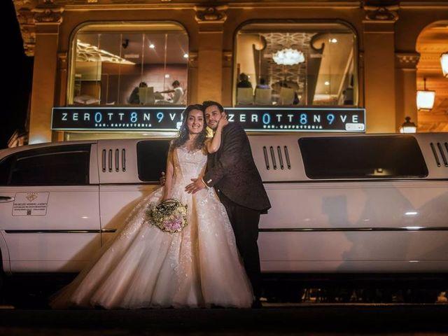 le nozze di Rosita e Niccolò