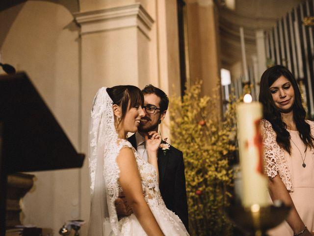 Il matrimonio di Carlo e Cassandra a Oviglio, Alessandria 29