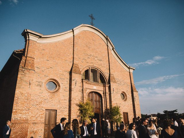 Il matrimonio di Carlo e Cassandra a Oviglio, Alessandria 35
