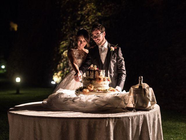 Il matrimonio di Carlo e Cassandra a Oviglio, Alessandria 69