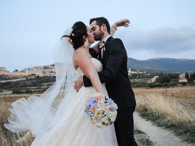 Il matrimonio di Luca e Marianna a Assisi, Perugia 3