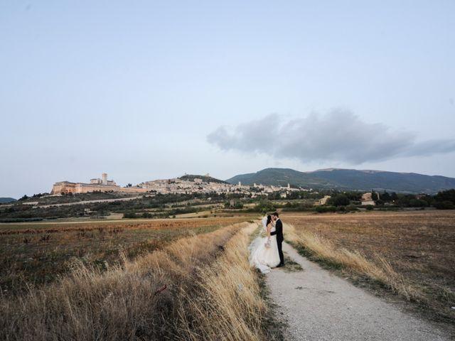 Il matrimonio di Luca e Marianna a Assisi, Perugia 4