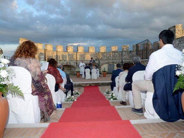 Il Matrimonio Romano Versione : Il matrimonio di luigi e linda a sant angelo romano roma