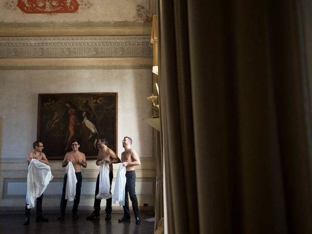 Il matrimonio di Diego e Micaela a Cassano d'Adda, Milano 4