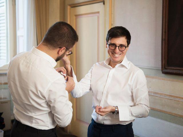 Il matrimonio di Diego e Micaela a Cassano d'Adda, Milano 1