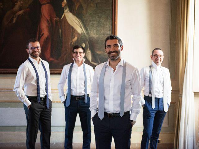 Il matrimonio di Diego e Micaela a Cassano d'Adda, Milano 2