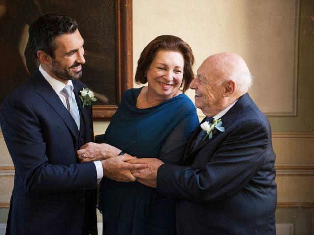 Il matrimonio di Diego e Micaela a Cassano d'Adda, Milano 12