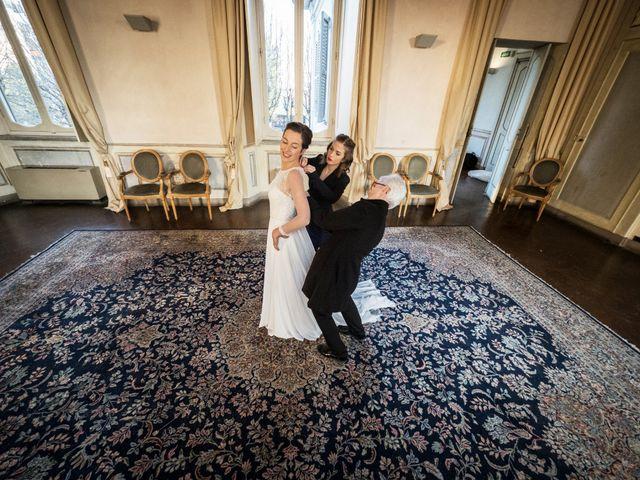 Il matrimonio di Diego e Micaela a Cassano d'Adda, Milano 13