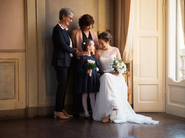 Il matrimonio di Diego e Micaela a Cassano d'Adda, Milano 18