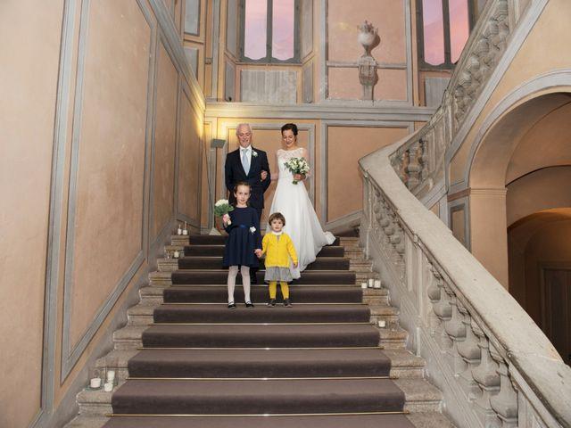 Il matrimonio di Diego e Micaela a Cassano d'Adda, Milano 22