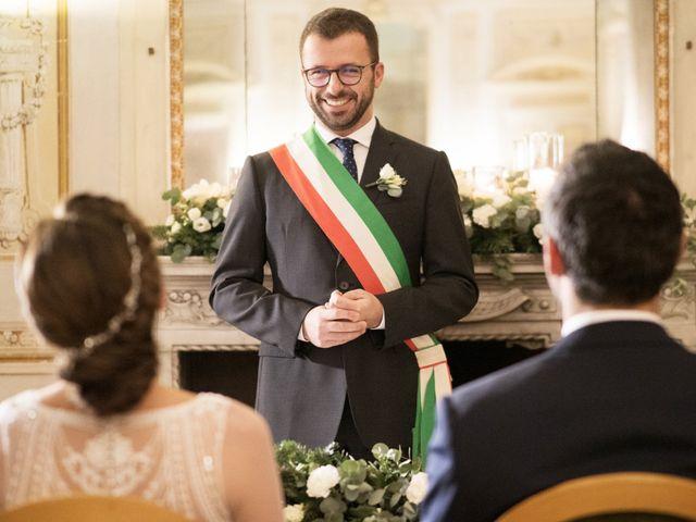 Il matrimonio di Diego e Micaela a Cassano d'Adda, Milano 25