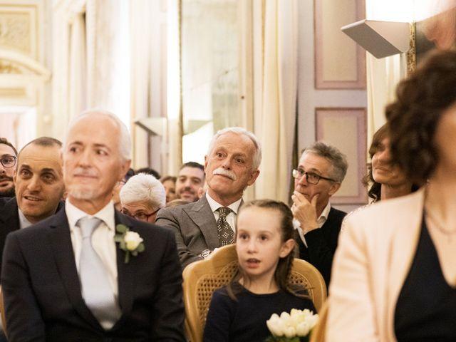 Il matrimonio di Diego e Micaela a Cassano d'Adda, Milano 26