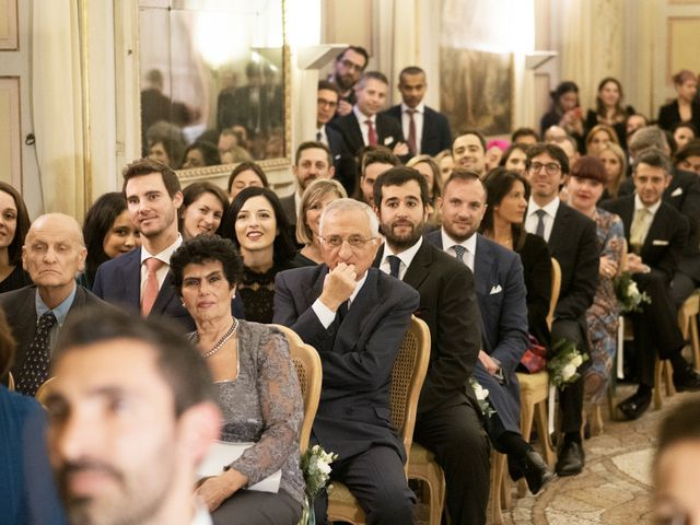 Il matrimonio di Diego e Micaela a Cassano d'Adda, Milano 27