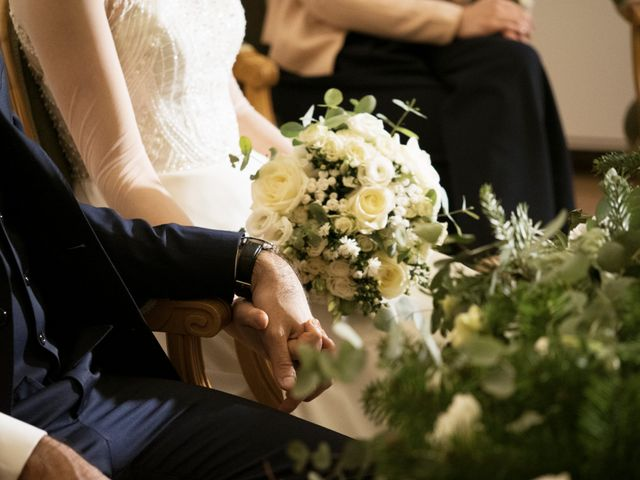 Il matrimonio di Diego e Micaela a Cassano d'Adda, Milano 28