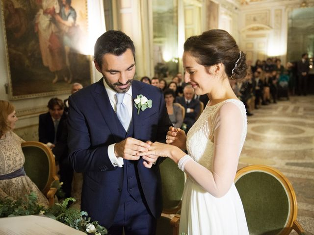 Il matrimonio di Diego e Micaela a Cassano d'Adda, Milano 35