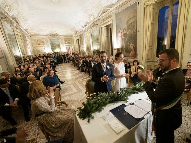 Il matrimonio di Diego e Micaela a Cassano d'Adda, Milano 36