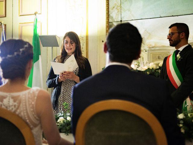 Il matrimonio di Diego e Micaela a Cassano d'Adda, Milano 37