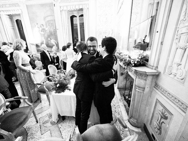 Il matrimonio di Diego e Micaela a Cassano d'Adda, Milano 40