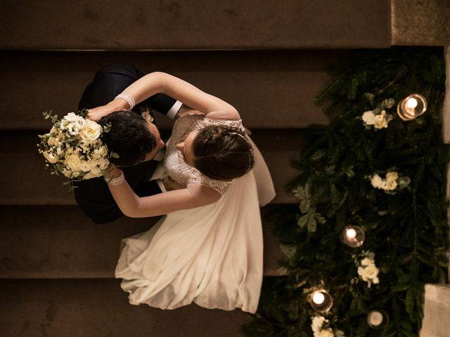 Il matrimonio di Diego e Micaela a Cassano d'Adda, Milano 49