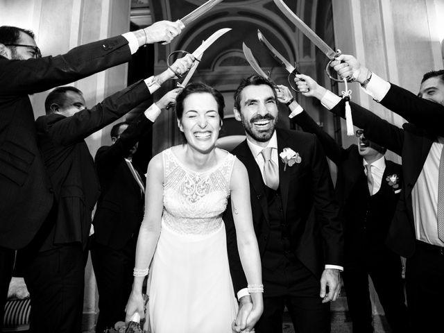 Il matrimonio di Diego e Micaela a Cassano d'Adda, Milano 52