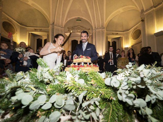 Il matrimonio di Diego e Micaela a Cassano d'Adda, Milano 63
