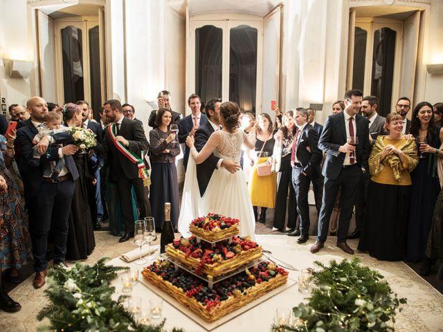 Il matrimonio di Diego e Micaela a Cassano d'Adda, Milano 64