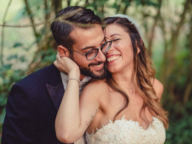 Le nozze di Matteo e Alessia