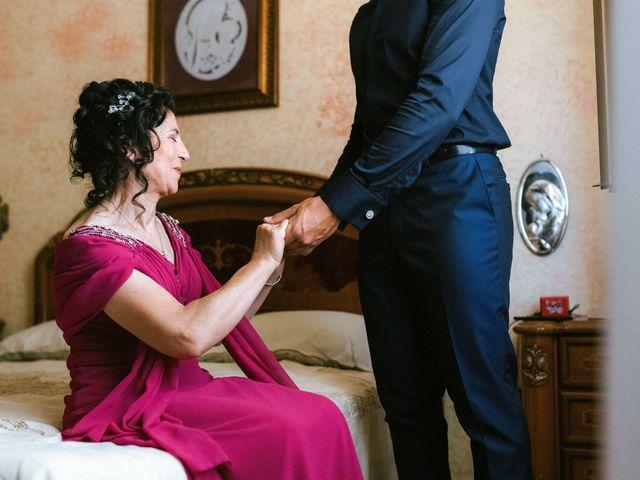 Il matrimonio di Dario e Ramona a Cirò Marina, Crotone 12