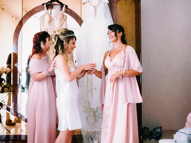 Il matrimonio di Dario e Ramona a Cirò Marina, Crotone 51