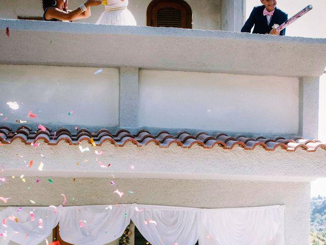 Il matrimonio di Dario e Ramona a Cirò Marina, Crotone 80