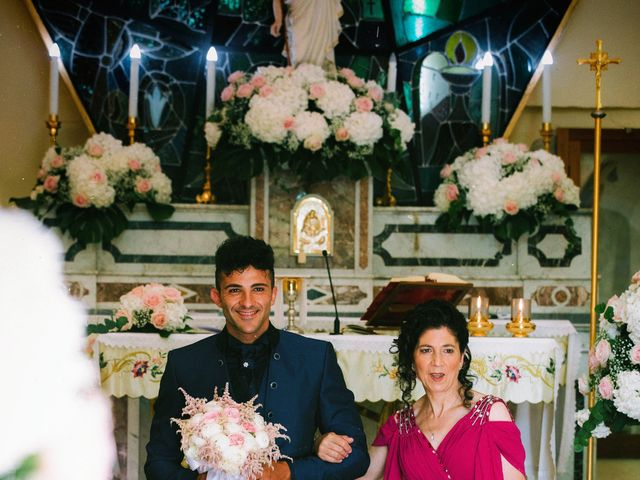 Il matrimonio di Dario e Ramona a Cirò Marina, Crotone 83