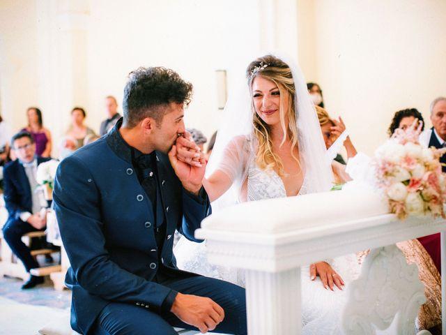 Il matrimonio di Dario e Ramona a Cirò Marina, Crotone 93