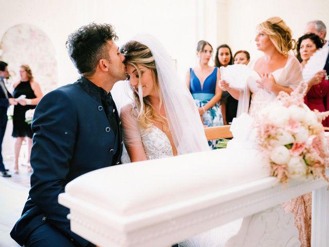 Il matrimonio di Dario e Ramona a Cirò Marina, Crotone 94