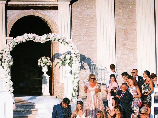 Il matrimonio di Dario e Ramona a Cirò Marina, Crotone 101