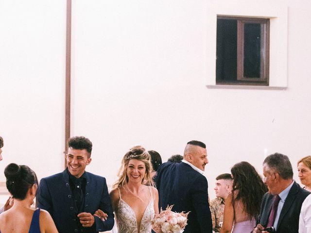 Il matrimonio di Dario e Ramona a Cirò Marina, Crotone 135