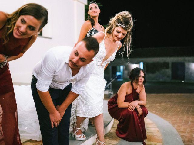 Il matrimonio di Dario e Ramona a Cirò Marina, Crotone 151