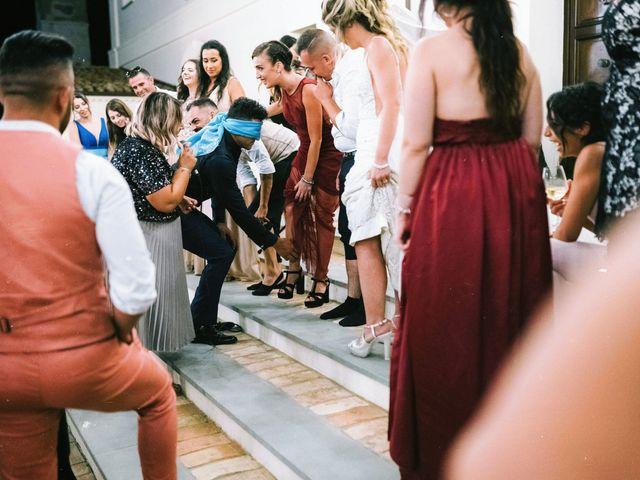 Il matrimonio di Dario e Ramona a Cirò Marina, Crotone 153