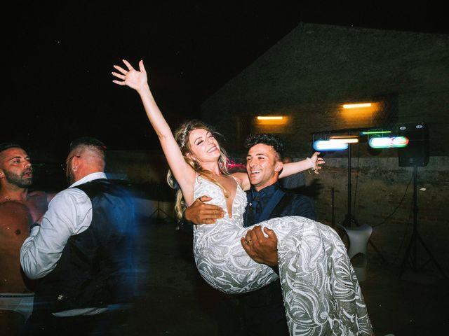 Il matrimonio di Dario e Ramona a Cirò Marina, Crotone 178