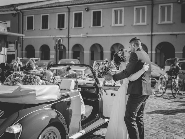 Il matrimonio di Michele e Ilaria a San Mauro Pascoli, Forlì-Cesena 8