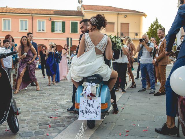 Il matrimonio di Michele e Ilaria a San Mauro Pascoli, Forlì-Cesena 13