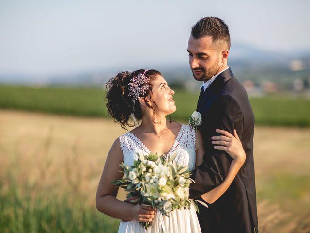 Il matrimonio di Michele e Ilaria a San Mauro Pascoli, Forlì-Cesena 17