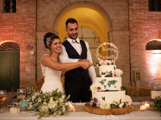 Il matrimonio di Michele e Ilaria a San Mauro Pascoli, Forlì-Cesena 22